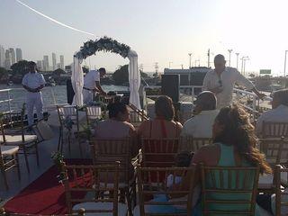Carrousel - Barco para bodas 5