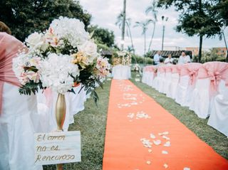 Eventos y Bodas Casa D' Patty 5
