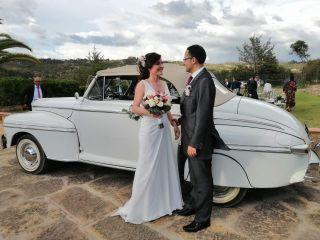Villa de Leyva - Automóviles antiguos 1
