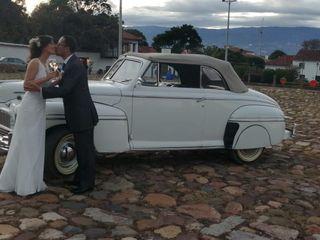Villa de Leyva - Automóviles antiguos 2