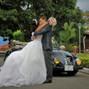 El matrimonio de Sofia Medrano y Lorenzo & Jerónimo VW Wedding Car 8