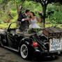 El matrimonio de Sofia Medrano y Lorenzo & Jerónimo VW Wedding Car 10