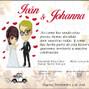 El matrimonio de Johanna y Tarjeterias Tequendama 2