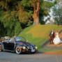 El matrimonio de Luisa Fernanda Marin y Lorenzo & Jerónimo VW Wedding Car 11