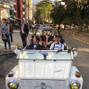 El matrimonio de Marta Bernal y Lorenzo & Jerónimo VW Wedding Car 12