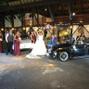El matrimonio de Marta Bernal y Lorenzo & Jerónimo VW Wedding Car 13