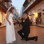 El matrimonio de Carolina y Enoteca 5