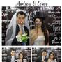 El matrimonio de Andrea Orozco y Snovi Fotocabina 9