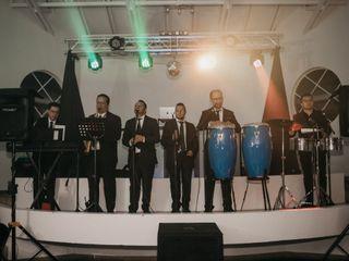 Sabor Latino Orquesta Fray Gamboa 1