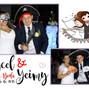 El matrimonio de Yeimy Alexandra Gil y Foto Feliz 9