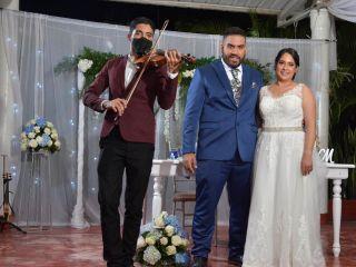 Violin Alejandro López 1
