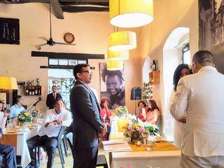 Restaurante Palo Santo 1