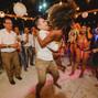 El matrimonio de Diego Bohórquez y Crazy Time 7