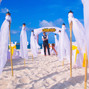 El matrimonio de Juanita Aponte y Matrimonio en la Playa SAI 16