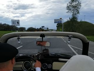 Lorenzo & Jerónimo VW Wedding Car 7
