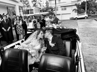 Lorenzo & Jerónimo VW Wedding Car 3