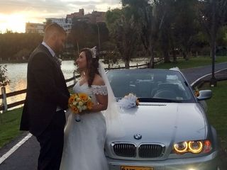 Marriage Car 1