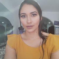 Mi prueba de maquillaje** y peinado** - 3