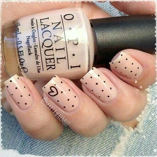 Diferentes maquillajes de uñas - 4