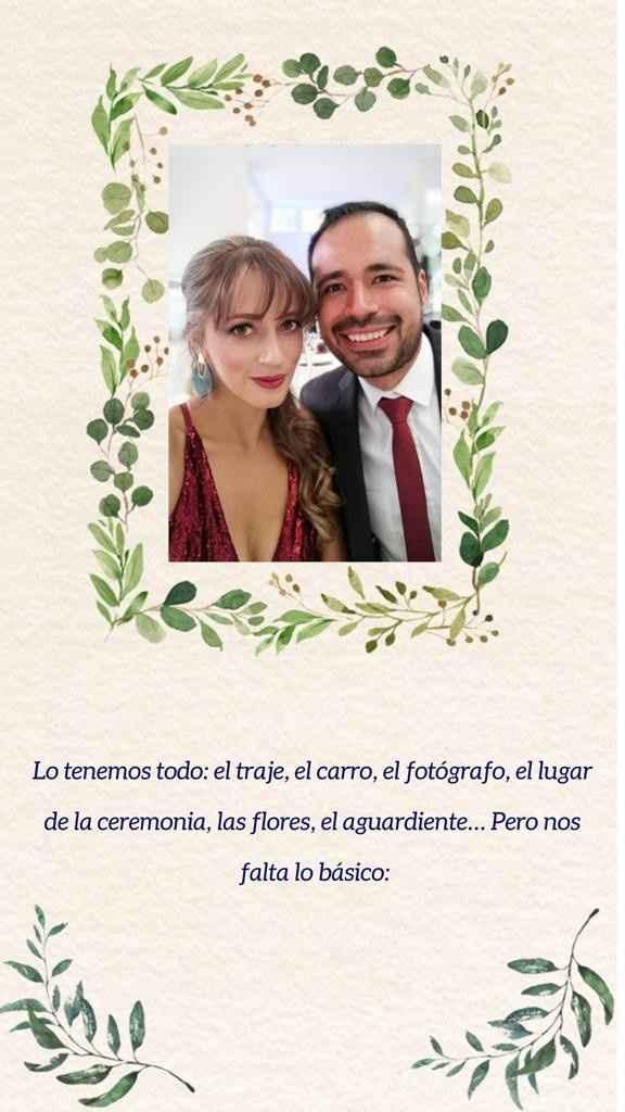 Mi Matrimonio 2.0 + Sully&camílo - 1