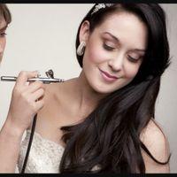 Maquillaje con aerografo - 2