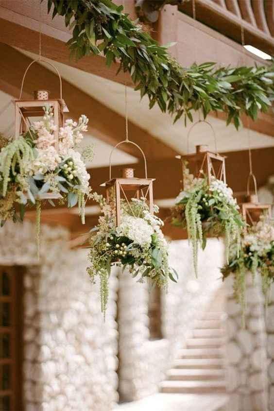 3.Decoración boda vintage