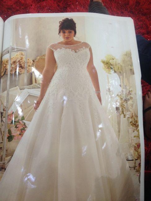 quienes ya tienen su vestido de novia?