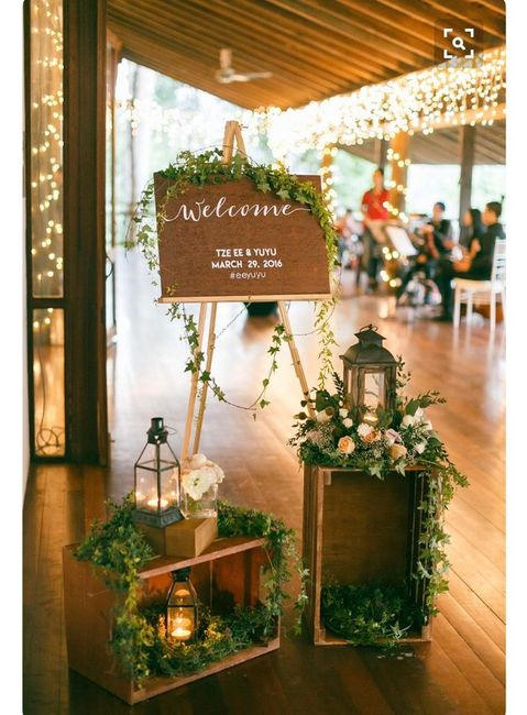 Hermosas ideas para decorar tu boda for Ideas para decorar una galeria cerrada