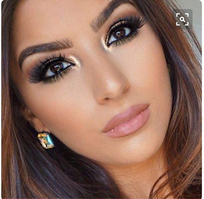 imágenes de maquillaje para novia