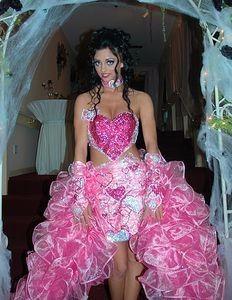 Vestidos de novia de gitanas
