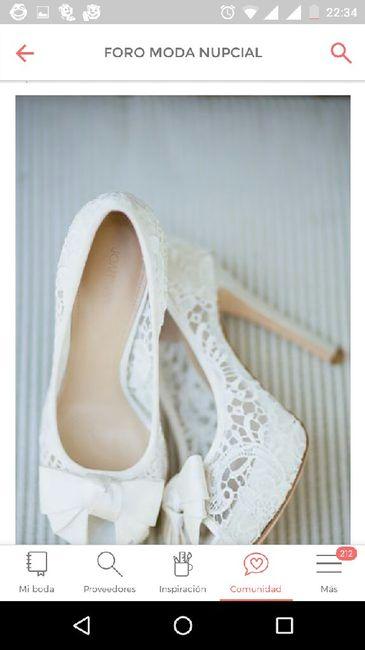 Zapato blancos: 3 estilos + 18 opciones - 3