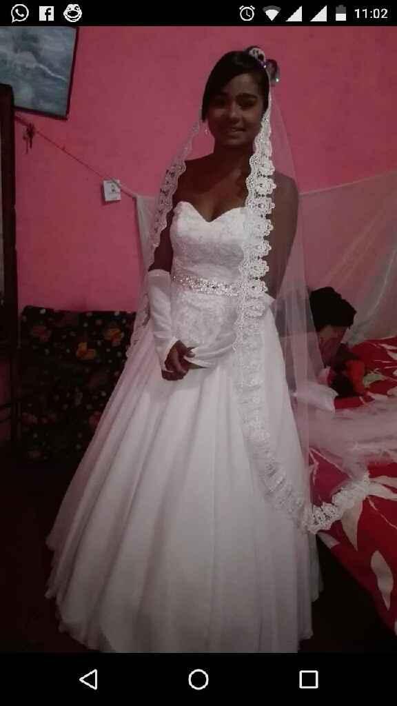 Mi vestido soñado - 1