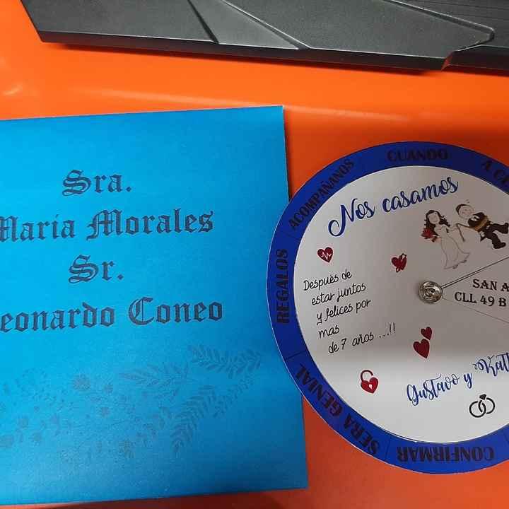 Novios que nos casamos el 19 de Julio de 2021 en Antioquia - 1