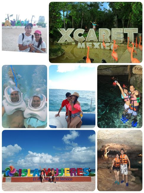 Que hacer en Cancún – Parques y sitios turísticos  1