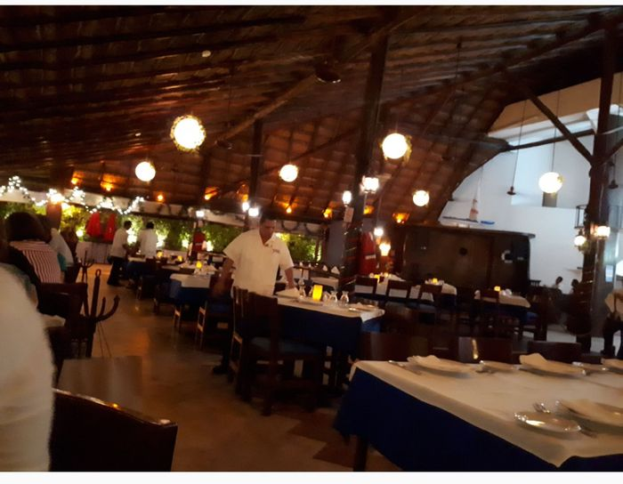 Restaurantes en Cancún 2