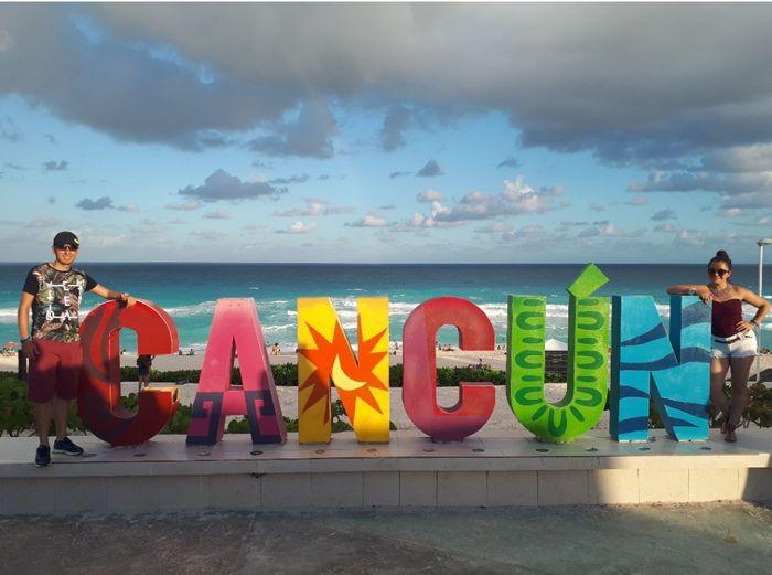 ¿Pensando en Cancún para tu luna de miel? ¡¡creo que debes leer esto!! 1