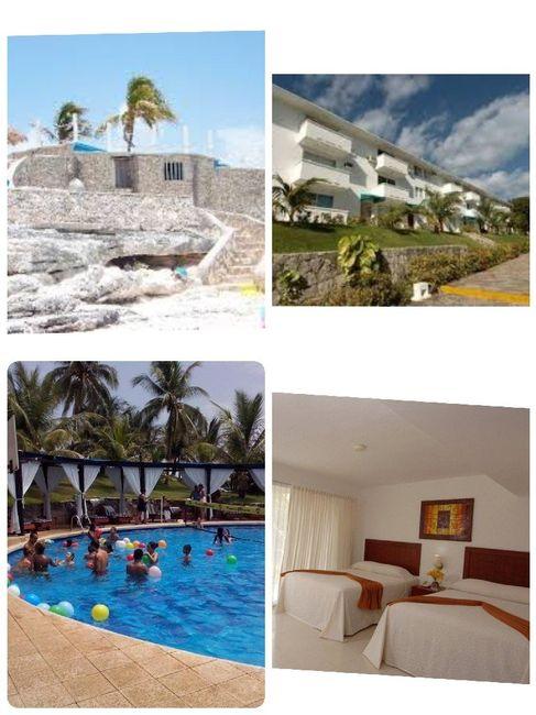 Hotel en Cancún 2