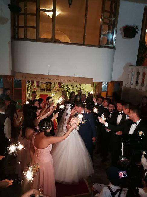 Aleluya !! Por fin me casé !!!! 👰🏼❤🤵🏽 1