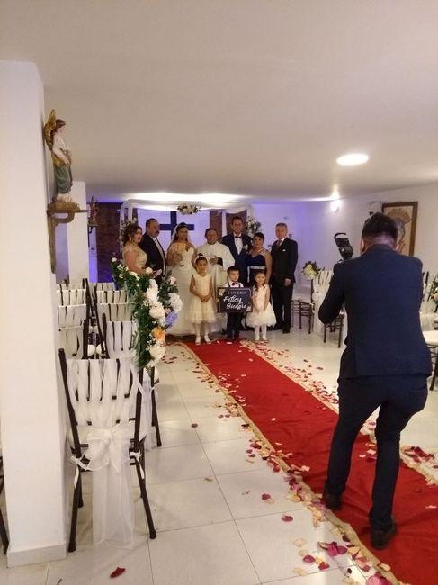 Aleluya !! Por fin me casé !!!! 👰🏼❤🤵🏽 4