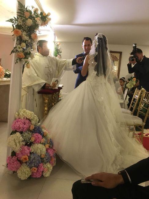 Aleluya !! Por fin me casé !!!! 👰🏼❤🤵🏽 6