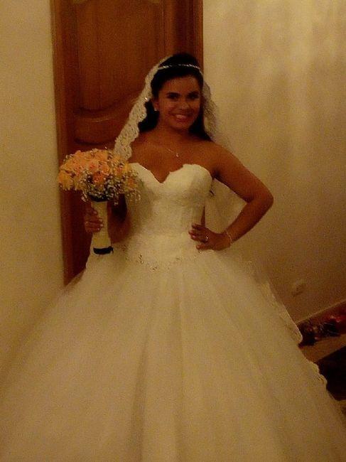 Aleluya !! Por fin me casé !!!! 👰🏼❤🤵🏽 7