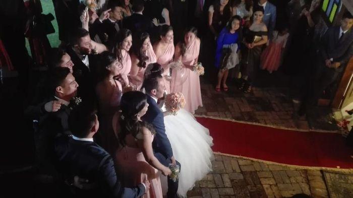 Aleluya !! Por fin me casé !!!! 👰🏼❤🤵🏽 8