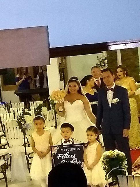 Aleluya !! Por fin me casé !!!! 👰🏼❤🤵🏽 14
