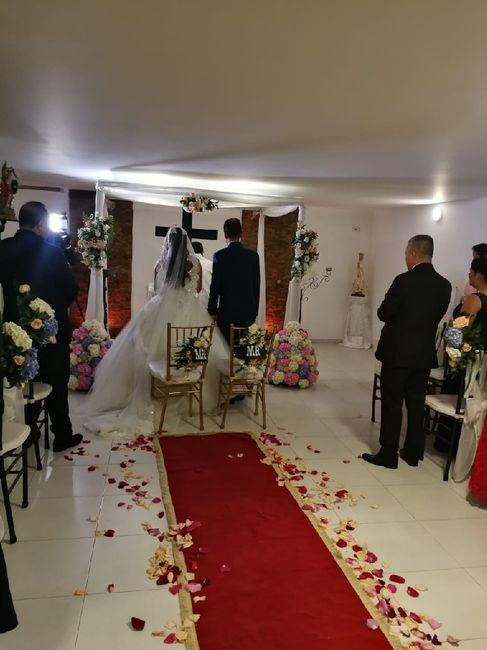 Aleluya !! Por fin me casé !!!! 👰🏼❤🤵🏽 15