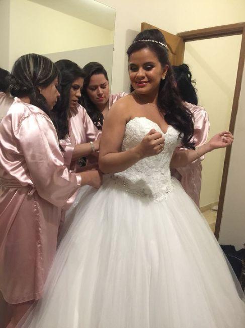 Aleluya !! Por fin me casé !!!! 👰🏼❤🤵🏽 16