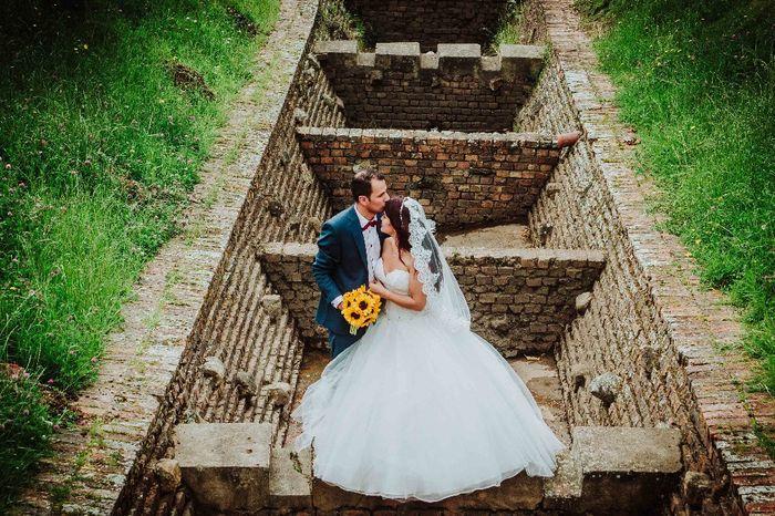 ¿Será buena idea que mi fe me vea antes de la ceremonia con mi vestido? 2