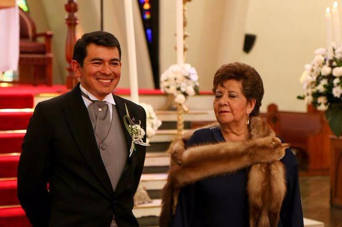 Mi esposo y su madre