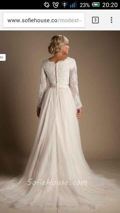 Alquiler de vestidos en cartagena - 2