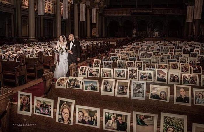 ¿Ustedes se animarian a hacer una boda así? 1