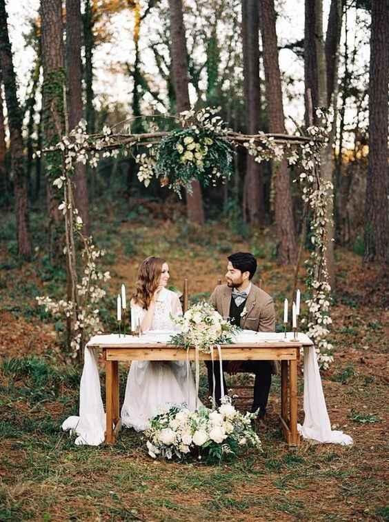 Mi matrimonio en tres imágenes - 1
